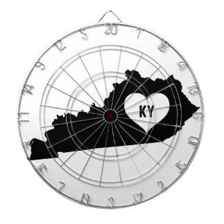 Kentucky Love Dartboard