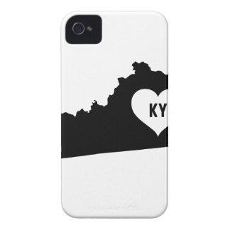 Kentucky Love iPhone 4 Case-Mate Case