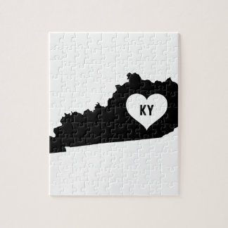 Kentucky Love Jigsaw Puzzle