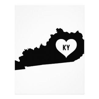 Kentucky Love Letterhead