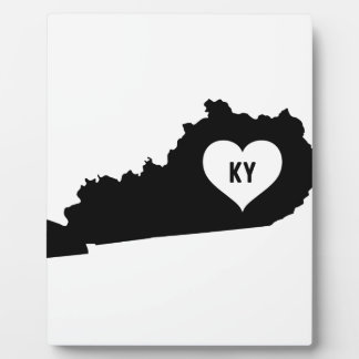 Kentucky Love Plaque