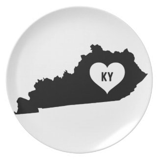 Kentucky Love Plate