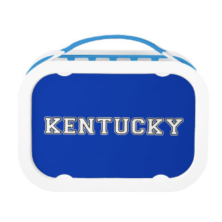 Kentucky Lunch Boxes