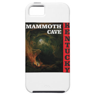 Kentucky mammoth cave case for the iPhone 5