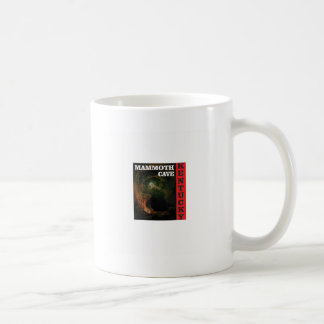 Kentucky mammoth cave coffee mug