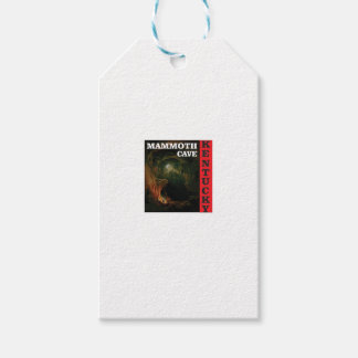 Kentucky mammoth cave gift tags