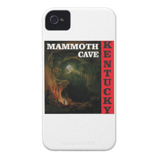 Kentucky mammoth cave iPhone 4 Case-Mate case