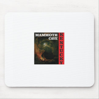 Kentucky mammoth cave mouse pad