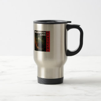 Kentucky mammoth cave travel mug