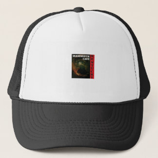 Kentucky mammoth cave trucker hat