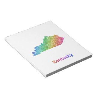Kentucky Notepads