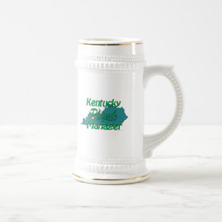 Kentucky Plant Manager Beer Stein