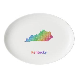 Kentucky Porcelain Serving Platter