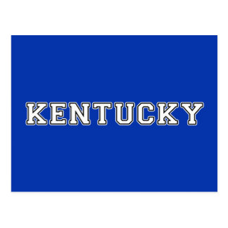 Kentucky Postcard