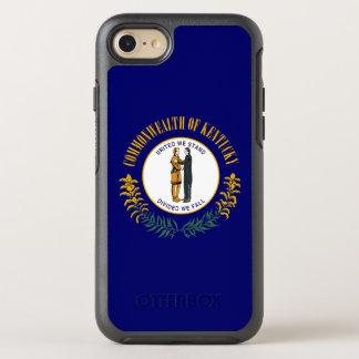 Kentucky State Flag OtterBox Symmetry iPhone 8/7 Case