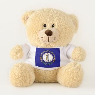 Kentucky State Flag Teddy Bear