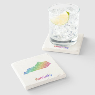 Kentucky Stone Beverage Coaster