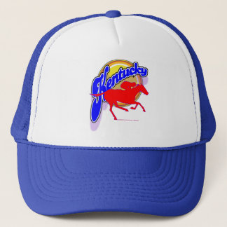 Kentucky thoroughbred cap