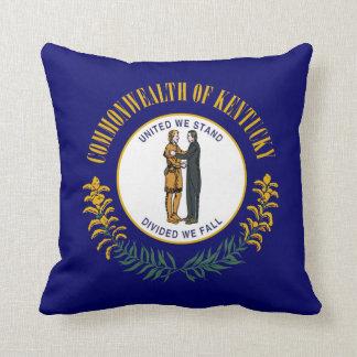Kentucky Throw Pillow
