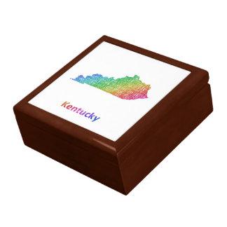 Kentucky Trinket Boxes