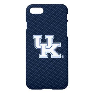 Kentucky | UK Carbon Fiber Pattern iPhone 8/7 Case