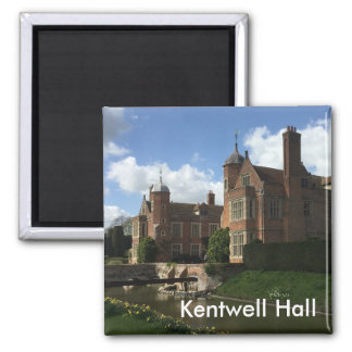 Kentwell Hall Magnet
