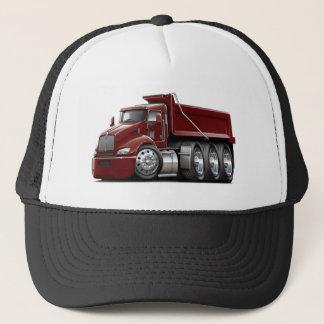Kenworth T440 Maroon Truck Trucker Hat