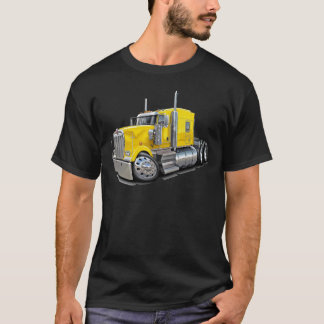 Kenworth w900 Yellow Truck T-Shirt