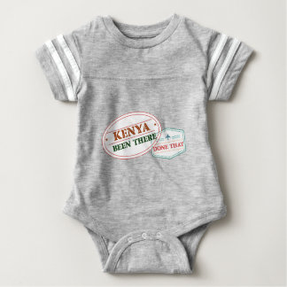 Kenya Been There Done That Baby Bodysuit