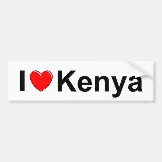 Kenya Bumper Sticker