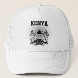 Kenya Coat of Arms Trucker Hat