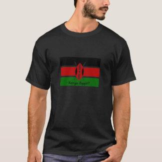 Kenya Diggit? Kenyan Flag T-shirt