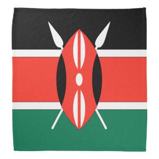 Kenya Flag Bandana