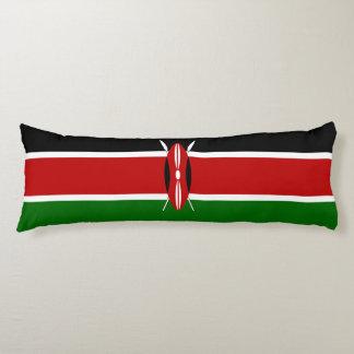 Kenya Flag Body Pillow
