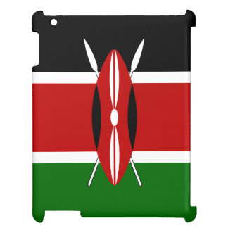 Kenya Flag Cover For The iPad
