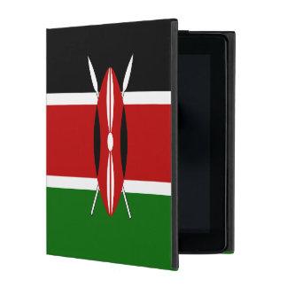 Kenya Flag iPad Case