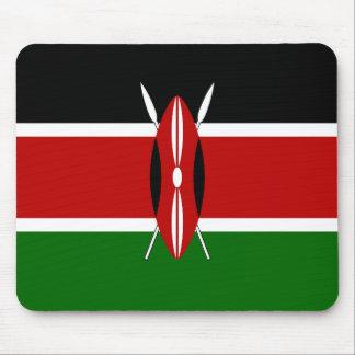 Kenya Flag Mouse Pad