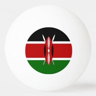 Kenya Flag Ping Pong Ball