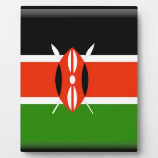 Kenya Flag Plaque
