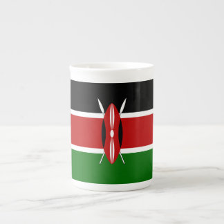 Kenya Flag Tea Cup