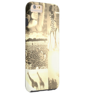 Kenya Hakuna Matata Tough iPhone 6 Plus Case