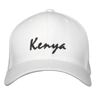 Kenya hat Custom