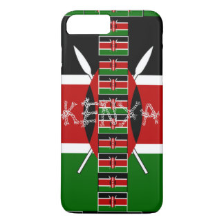 Kenya iPhone 8 Plus/7 Plus Case