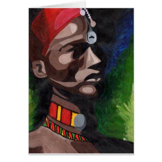Kenya Native 1 Card