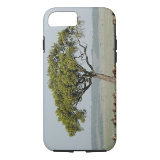 Kenya, No Water No Life Mara River Expedition, iPhone 7 Case