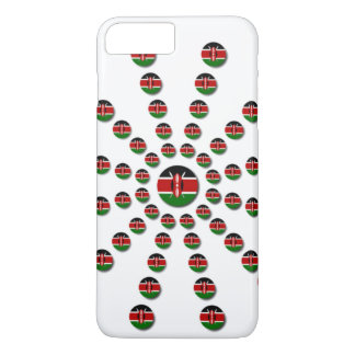 Kenya Patriotic national election motto design Case-Mate iPhone Case