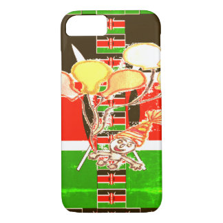 Kenya Raha iPhone 8/7 Case