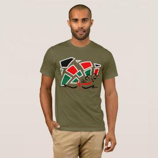Kenya - Scattered Colors T-Shirt