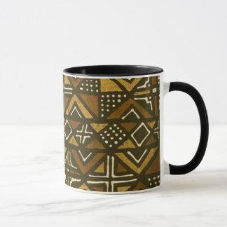 Kenyan Mud Cloth Pattern #1 Mug