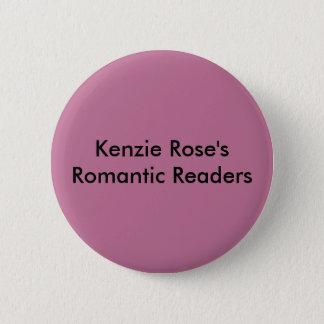 Kenzie Rose Romantic Reader Buttons